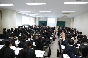 01学内合同企業説明会